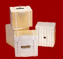 硅酸铝折叠块
